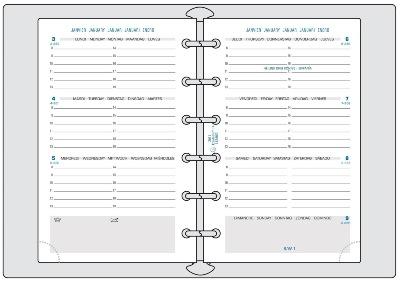 agendas septembre a septembre fourniture de bureau cartouche d 39 encre et imprimante. Black Bedroom Furniture Sets. Home Design Ideas