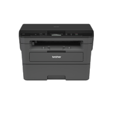 Brother DCP-L2510D Imprimante Multifonction 3 en 1 Laser - Monochrome - A4 - Impression Recto-verso, Numérisation, Copie - sans Wi-Fi