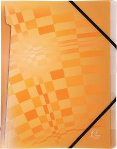 Trieur en polypropyl ne 3 rabats 8 compartiments - Fournitures de bureau pour particuliers ...