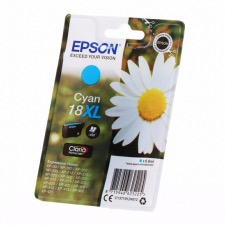 Epson Ink Cart. Claria Home C13T18124012 pour Expresion Home XP30/102/202/205/215/302/ 305/31xx/402/