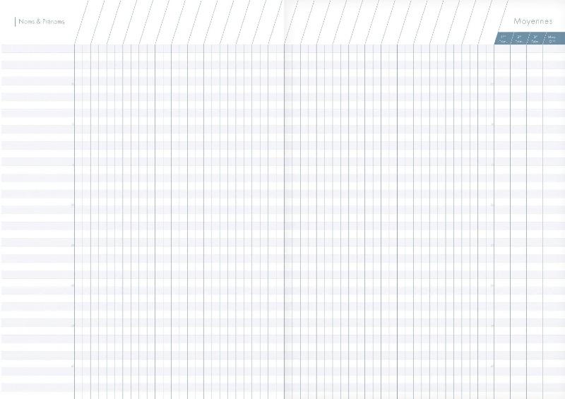 clairefontaine agenda de bord metric 144 pages 21x29 7cm. Black Bedroom Furniture Sets. Home Design Ideas