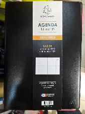 EXACOMPTA Agenda SAD 29 Winner Noir 2021-2022 21x29.7cm Semainier