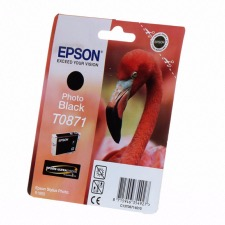 Epson T0871 cartouche photo black pour Epson stylus Photo R1900