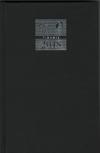 Agenda Travers Korex noir 289122Q JOURNALIER 13X21, 2018 Noir